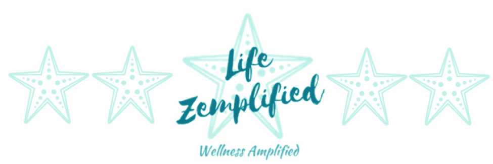 life zemplified header logo