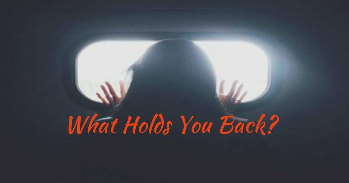 Feeling Stuck? Move Past The Thoughts Holding You Back