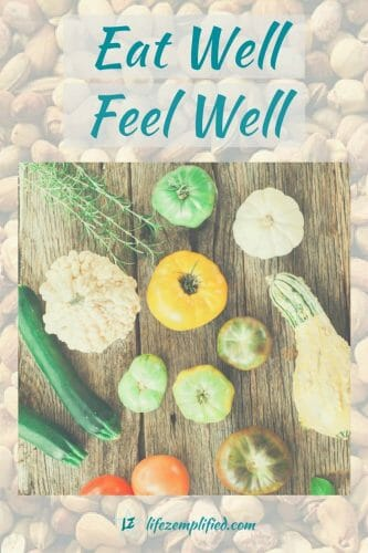Eat Real Food-Get Real Results If you eat well you'll feel well