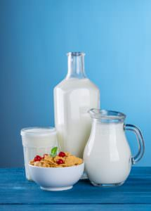 dairy products are known food sensitivities