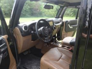 Getting Top Dollar When Selling Your Used Car - Take Photos of interior