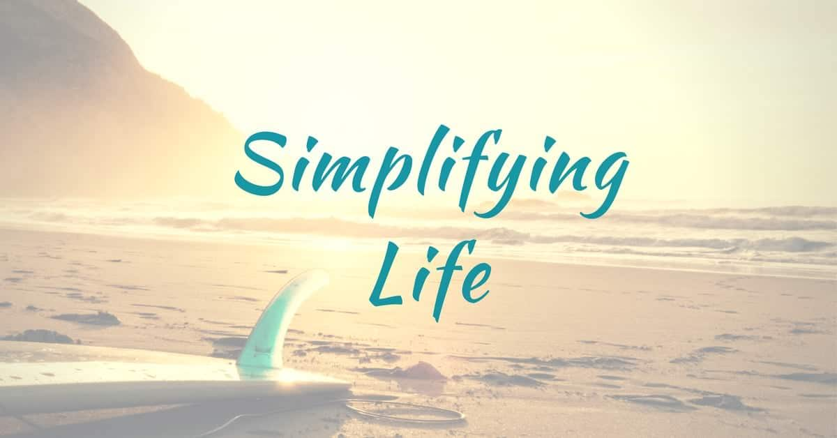 Simplifying Brought Us Greater Health, Finances & Fun