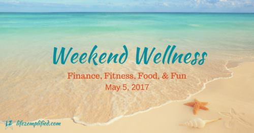 Weekend Wellness Finance Fitness Food Fun Retirement Savings Time