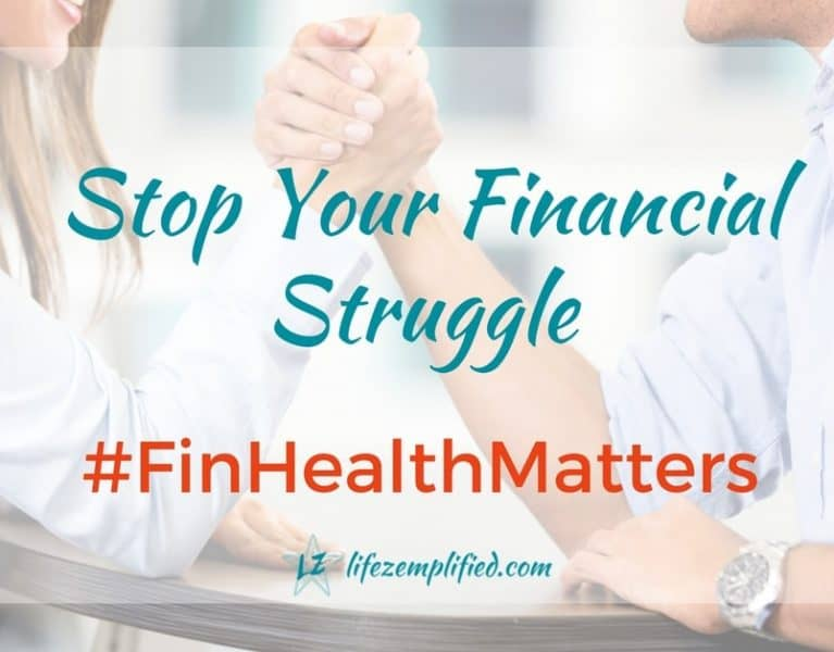 Eliminate Debts Demands #FinHealthMatters