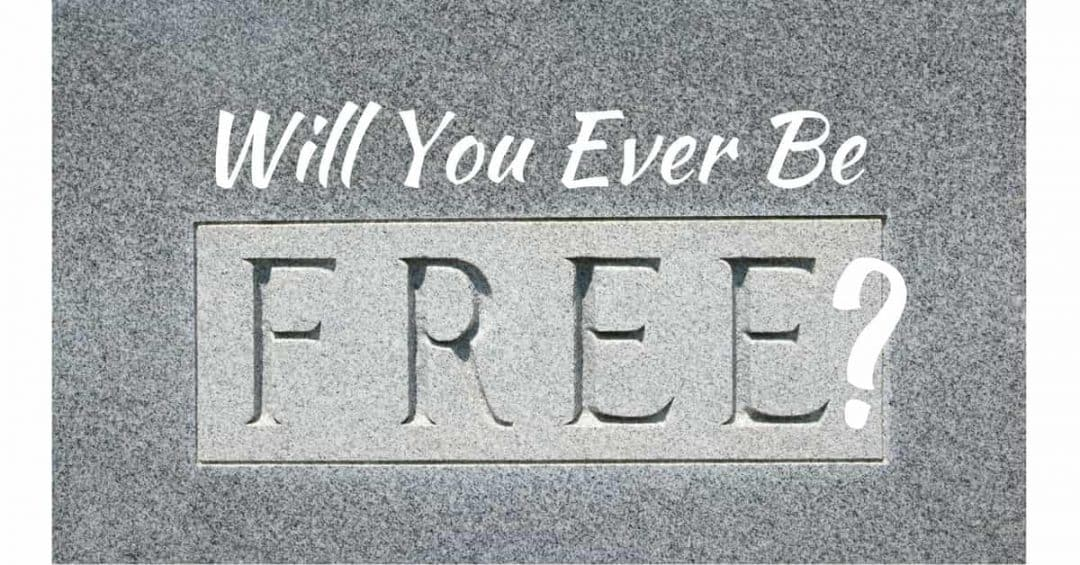 Financial Freedom - Will you ever be free