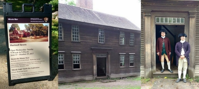 Social Health Measures - Hartwell Tavern Collage
