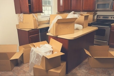 Accidental Landlording - Moving Day
