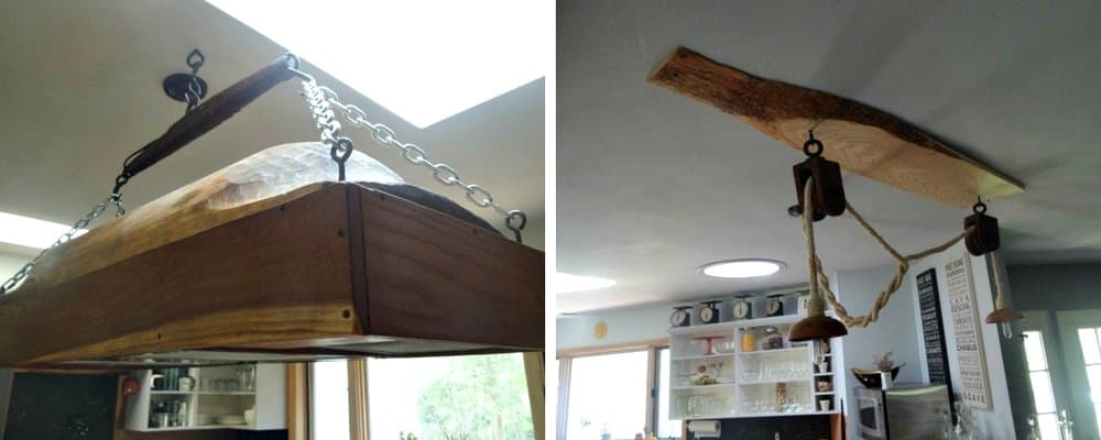 DIY Rustic Kitchen Redo 5 After