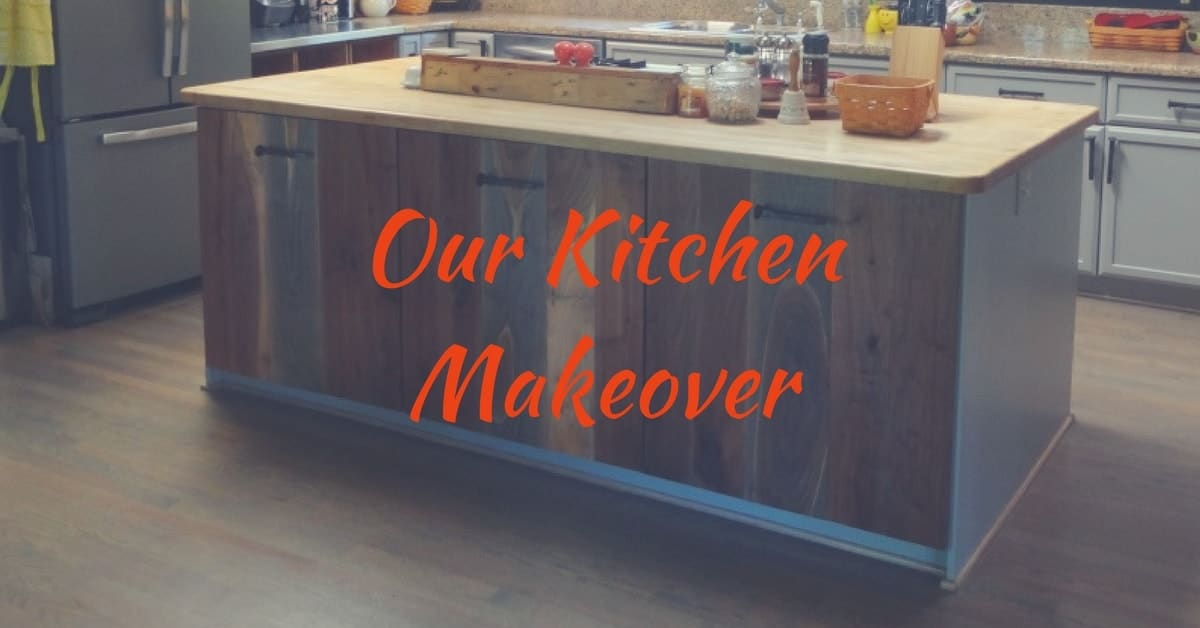 DIY Rustic Kitchen Redo: Reclaimed, Reimagined, Repurposed