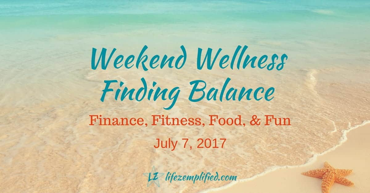 Finding Balance In Your Finances, Fitness, Food, and Fun