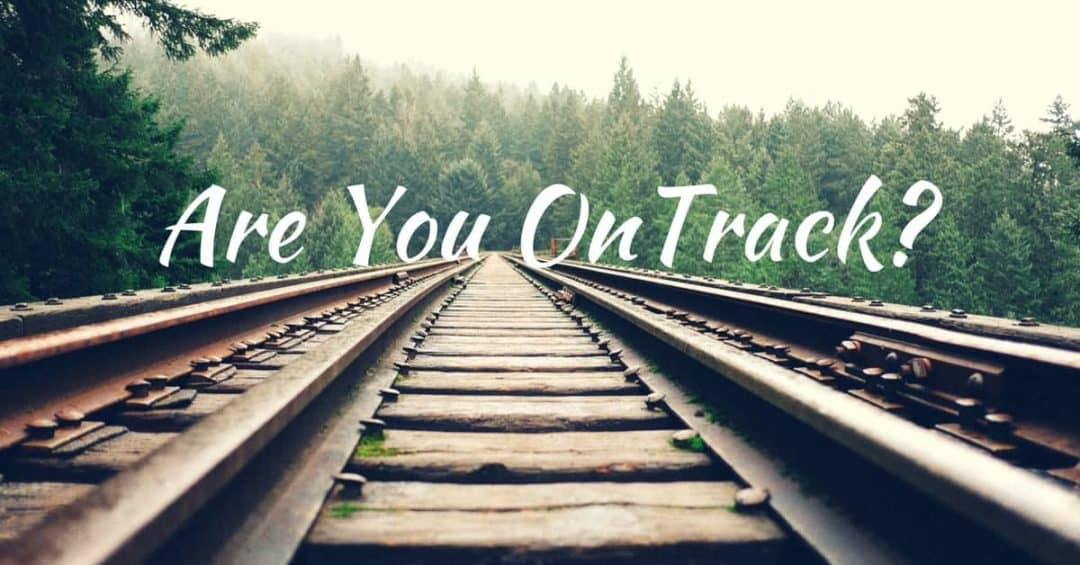 Make Better Decisions by Getting On Track