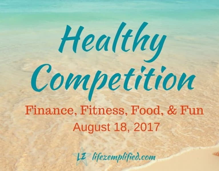 Healthy Competition in Life