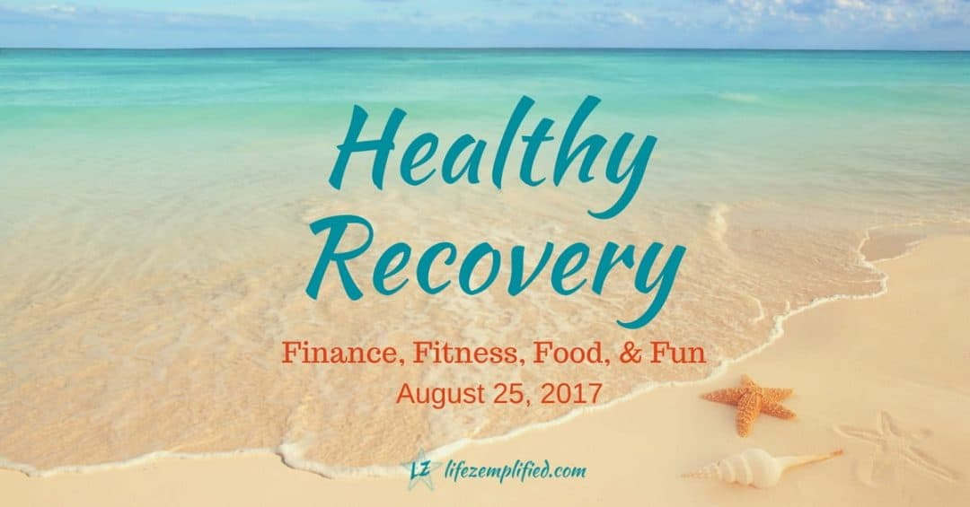 Recover after a setback is easier with a solid healthy foundation