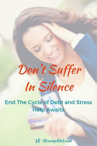 Healthy Finances Clearly Important For Mental Wellbeing - Don't suffer in silence