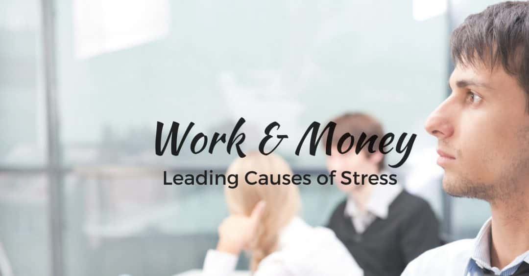 Significant Workplace Stress Causes symptoms relief
