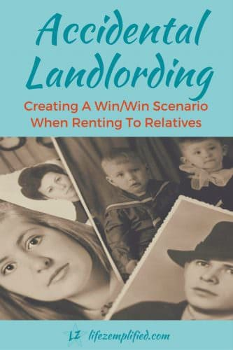 Tips for Creating a Win-Win Scenario When You Rent to Relatives